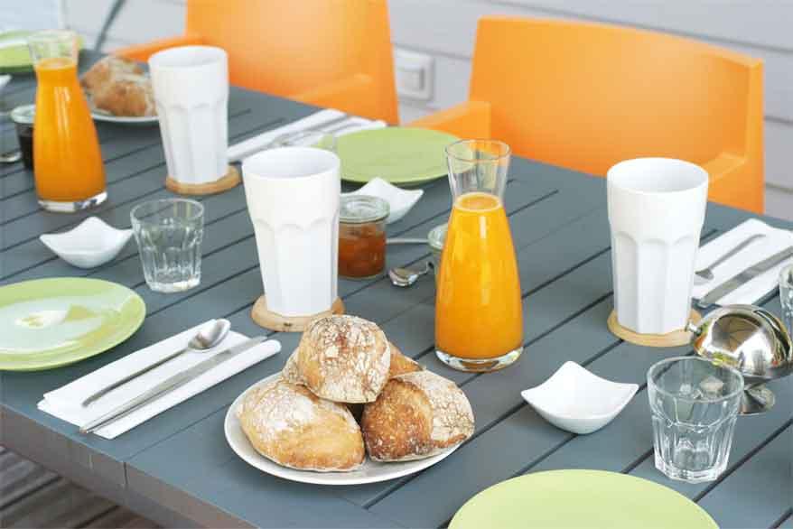 Maison atHome - Breakfast